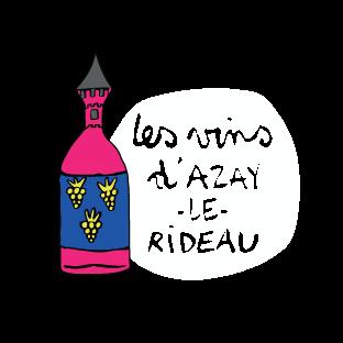 logo vins d'azay le rideau