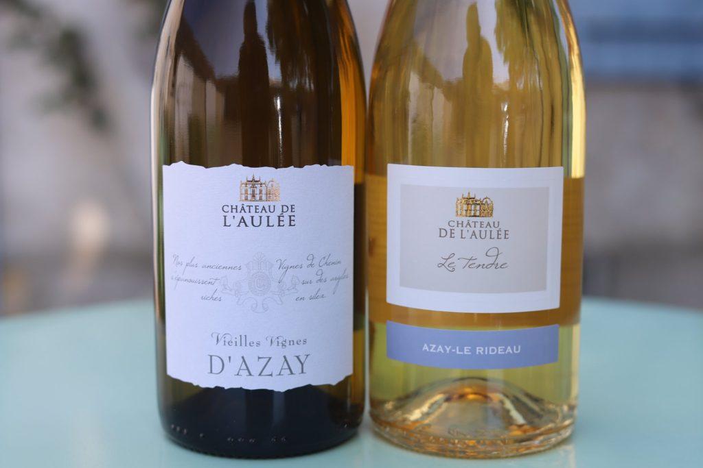 Les Vins d'Azay le Rideau sur RTL